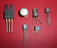 Разне врсте транзистора